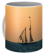 The Schooner America Coffee Mug