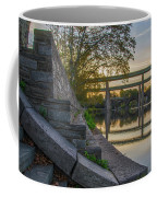The Schuylkill Steps - East Falls - Philadelphia Coffee Mug