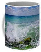 The Sea Breathes Coffee Mug