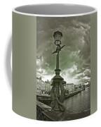 The Seahorses 2 Bw Coffee Mug