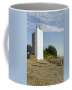 The Seamark On St Helens Beach Coffee Mug