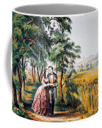 The Season Of Love Coffee Mug