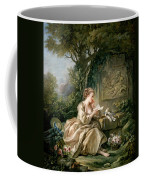 The Secret Message Coffee Mug