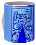 The Secret Room Abstract Coffee Mug