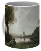 The Seine At Chatou Coffee Mug