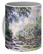 The Seine At Giverny Coffee Mug