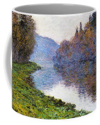 The Seine At Jenfosse Coffee Mug