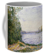 The Seine Near Coffee Mug
