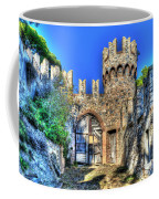 The Senator Castle - Il Castello Del Senatore Coffee Mug by Enrico Pelos
