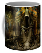 The Seven Monks Of  Tarthyohr  Coffee Mug