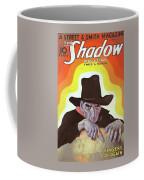 The Shadow Fingers Of Death Coffee Mug