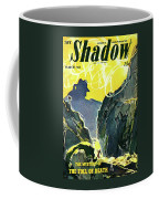 The Shadow The Mystery Of The Toll Of Death Coffee Mug