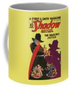 The Shadow The Shadows Justice Coffee Mug