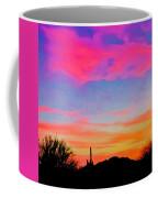 The Shadows Of Vilocity Coffee Mug