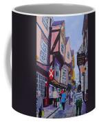 The Shambles Coffee Mug