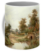 The Sheep Drover Coffee Mug