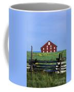 The Sherfy Farm At Gettysburg Coffee Mug