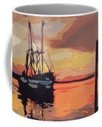 The Shrimp Boat Coffee Mug