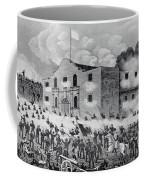 The Siege Of The Alamo Coffee Mug