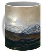 The Sierra De Guadarrama Coffee Mug