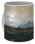 The Sierra De Guadarrama Coffee Mug