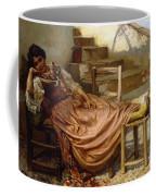 The Siesta, 1909 Coffee Mug