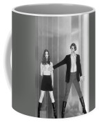 The Silent Dare - Self Portrait Coffee Mug