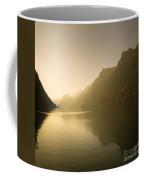 The Silent Lake Coffee Mug