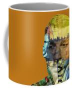 The Silent Type Coffee Mug