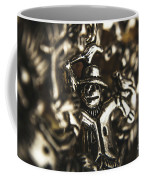 The Silver Strawman Coffee Mug