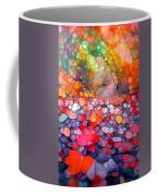The Simple Dreams Of Fallen Leaves Coffee Mug
