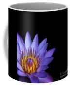 The Singular Embrace Topaz  Coffee Mug
