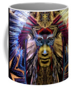 The Sioux Spirit - The Plumed Lion Coffee Mug