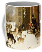 The Sisters Of Charity Coffee Mug by Charles Burton Barber