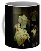 The Sisters Of Mercy Coffee Mug by Henriette Browne