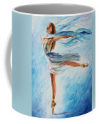The Sky Dance Coffee Mug