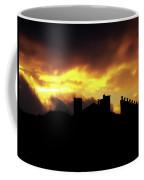 The Sky Is On Fire Sunrise Coffee Mug