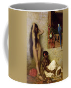 The Slave For Sale Coffee Mug by Jean Leon Gerome
