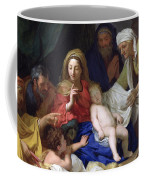 The Sleeping Christ Coffee Mug