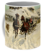 The Sleigh Ride Coffee Mug