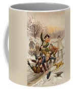 The Slide Coffee Mug