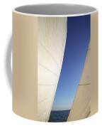 The Slot A Space Between Sails That Sailor's Know Coffee Mug