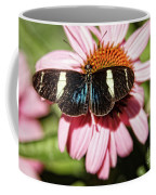 The Small Blue Grecian Coffee Mug