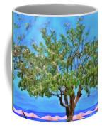 The Smiling Tree Of Benitses Coffee Mug