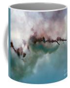 The Smoke Painting Coffee Mug