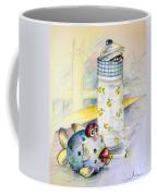 The Smoking Fish Coffee Mug