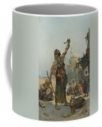 The Snake Charmer Coffee Mug