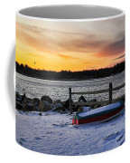 The Snow Boat Coffee Mug
