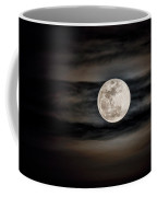 The Snow Moon Is Arising  Coffee Mug