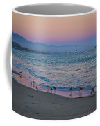 The Soft Side Of Sunset Coffee Mug